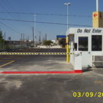 CORPUS CHRISTI TEXAS INDUSTRIAL SECURITY GATE